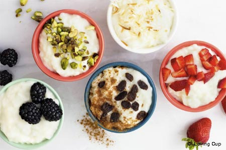 Loving Cup is one of GAYOT's Best Frozen Yogurt Shops in the San Francisco Bay Area