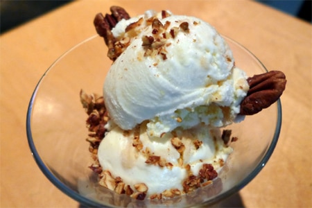 Find the best ice cream parlors in your neighborhood.