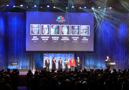 Who's Who of Food and Beverage in America honorees at the 2013 James Beard Foundation Awards