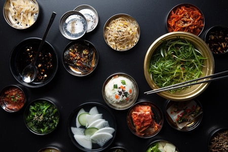 Modern Korean BBQ rules the day at Hanjip