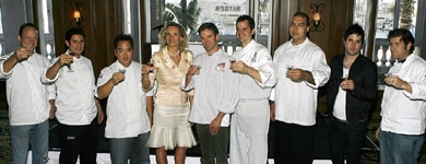 Chefs of Flavors of Los Angeles - Photo Vince Bucci