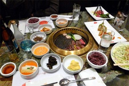At MaDang 621 you'll find some of the best KBBQ in LA