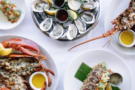 The Lobster, one of GAYOT's Best Seafood Restaurants in Santa Monica & Malibu
