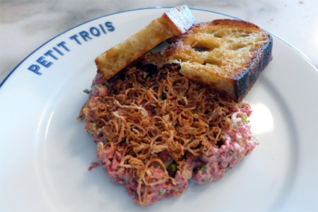 Chef Ludo Lefebvre announced plans to open a second location of Petit Trois