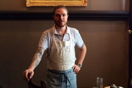 Chef Phillip Frankland Lee has opened Scratch Bar & Kitchen in Encino
