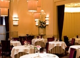 Gordon Ramsay at Claridge's, one of our top restaurants in the U.K.