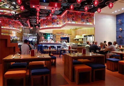 Read a review of China Poblano in Las Vegas