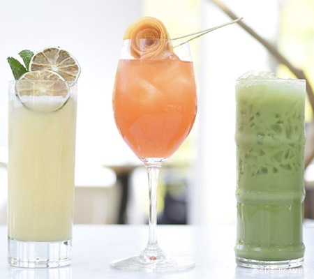 SUSHISAMBA offers one of the best happy hours on the Las Vegas Strip