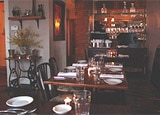 Primo in Rockland, one of the Hot 10 Restaurants in Maine