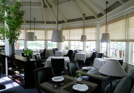 The Restaurant at Meadowood received the Outstanding Service award at the 2014 James Beard Foundation Awards