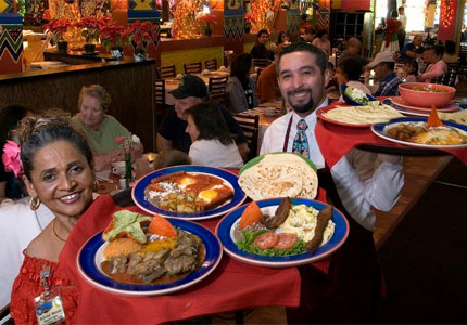 Mi Tierra Cafe y Panaderia, one of GAYOT's Top 10 Mexican Restaurants in the U.S.