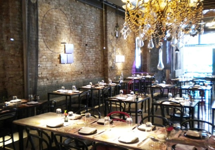 Read a review of ABC Cocina restaurant in New York