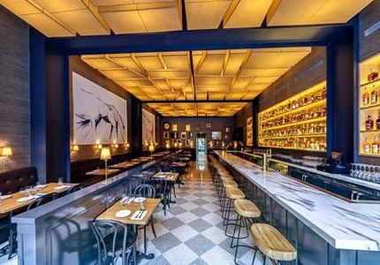 Maysville in the Flatiron District, one of GAYOT's 25 Best New York Restaurants