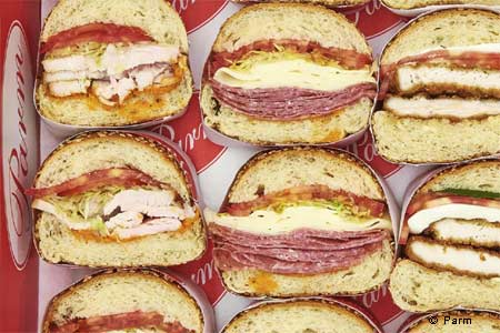 Parm, one of GAYOT's Best Sandwich Shops in New York