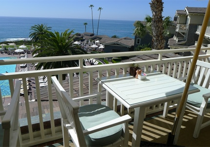 Read a review of The Loft in Laguna Beach