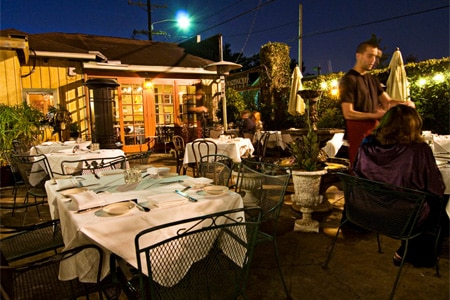 Martinique Bistro is one of the Top 10 Outdoor Dining Restaurants in New Orleans