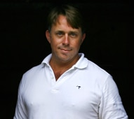 John Besh of Restaurant August in New Orleans