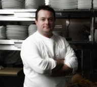 Douglas Keane of Cyrus in Healdsburg, California