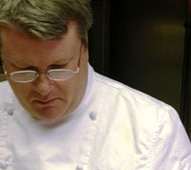 Chef Frank McClelland in Boston