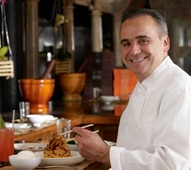 Jean-Georges Vongerichten of Jean Georges in New York