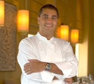 Michael Mina, GAYOT.com's pick for top restaurateur in the U.S.