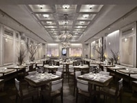 Park Avenue Winter, one of the quarterly themes of Park Avenue in New York, our winner for Top Restaurant Design