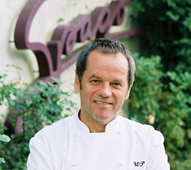 Wolfgang Puck of Spago Beverly Hills