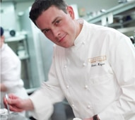 Chef Gavin Kaysen of Cafe Boulud in New York