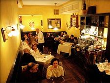 The dining room at Vetri in Philadelphia