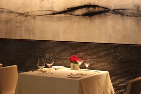 White tablecloths and red roses help make The Edge one of the 2015 Top 10 Romantic Restaurants in the U.S.