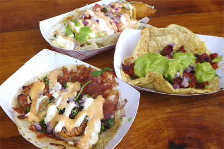 IB Street Tacos is one of many restaurants that have opened in San Diego recently. Find more on GAYOT's roundup.