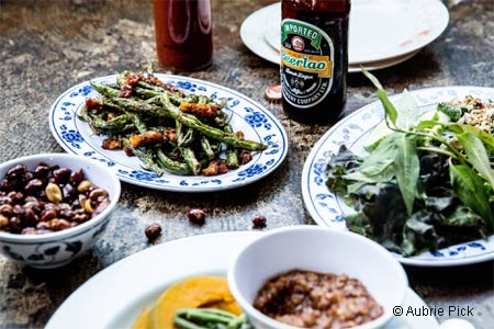 Hawker Fare's renditions of Thai and Lao standards are on point