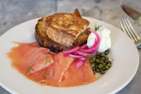 Celebrate Father's Day with a meal at Plow in San Francisco