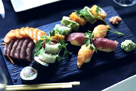 Find Sushi Restaurants in Las Vegas