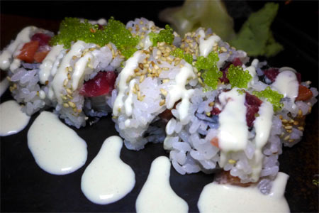 ULU Ocean Grill & Sushi Lounge is a destination for quality seafood and sushi