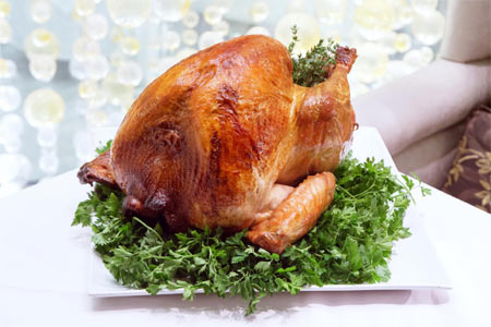 Celebrate Thanksgiving at The Forge Restaurant Wine Bar in Miami Beach
