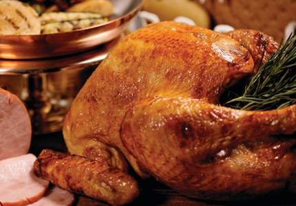 Feast on turkey with all the fixin's at GAYOT's favorite Thanksgiving Restaurants Near You
