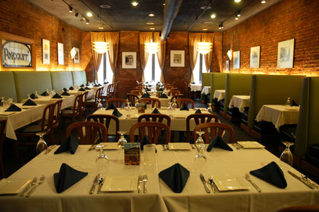 Dining Room at 1515 Restaurant, Denver, CO
