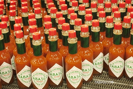 1868 restaurant has opened at the TABASCO visitor center and factory on Avery Island