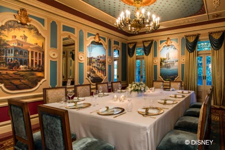 Disneyland has unveiled 21 Royal, an exclusive new dining experience