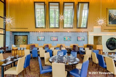 Dining Room at 2941 Restaurant, Falls Church, VA