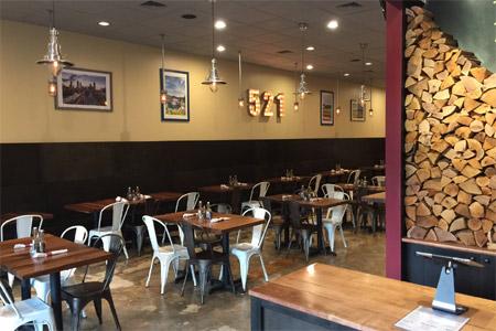 Dining Room at 521 Kitchen & Que, Atlanta, GA