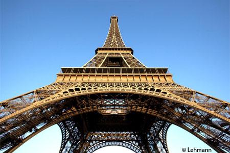 58 Tour Eiffel, Paris, france