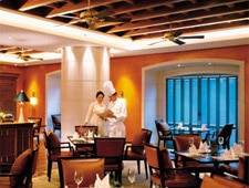 Dining room at Hoi An, Dubai, united-arab-emirates