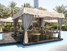 Dining room at Eauzone, Dubai, united-arab-emirates