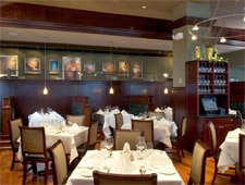 Dining room at Angelo's 677 Prime, Albany, NY