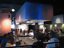 Dining room at Japanese Kitchen, Albuquerque, NM