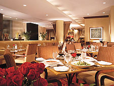 Dining room at THIS RESTAURANT HAS CHANGED NAMES Capriccio Grill Italian Steakhouse, Little Rock, AR