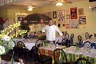 Dining room at THIS RESTAURANT IS CLOSED Gaby's Bistro & Cooking School, Newnan, GA