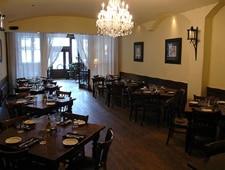 Dining room at Baraonda, Atlanta, GA
